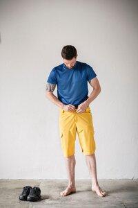 Softshell Shorts - BARGUP - Men - triple2