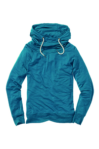 Tencel® Light Hoodie petrol - recolution