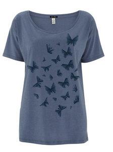 Butterflies - Fresh - T-Shirt - GreenBomb