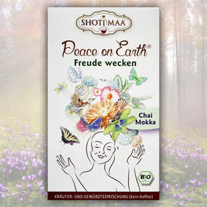 Shoti Maa Peace on Earth Tee  - Shoti Maa