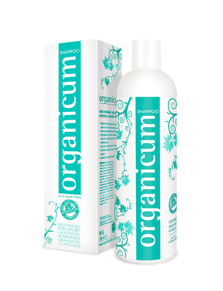organicum 350ml organicum shampoo vegan alle haartypen. Black Bedroom Furniture Sets. Home Design Ideas