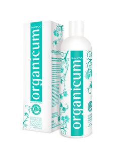 organicum Shampoo für alle Haartypen und normale bis trockene Kopfhaut, 350 ml - organicum