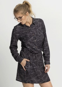Tencel® Kleid #Twigs - recolution