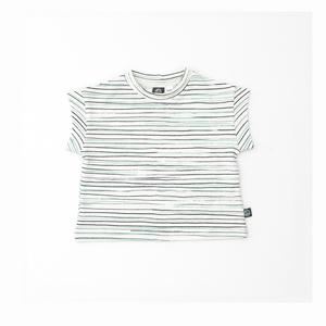 Shirt gestreift - Pünktchen Komma Strich