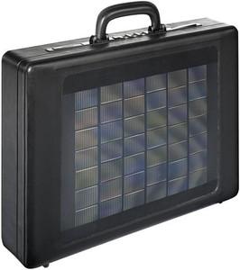 Anton Solar-Aktenkoffer + Sunload MultECon Charger M60 - Sunload