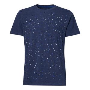 ThokkThokk Pixelmate T-Shirt midnight melange - THOKKTHOKK