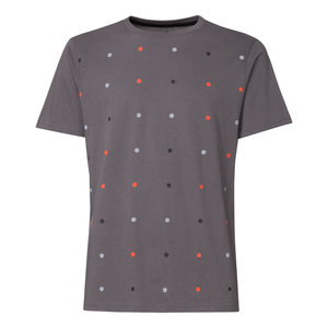 ThokkThokk Dotties T-Shirt castlerock - THOKKTHOKK