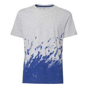 ThokkThokk Artist T-Shirt grey melange - THOKKTHOKK