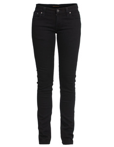Tight Long John Org. Black Black - Nudie Jeans