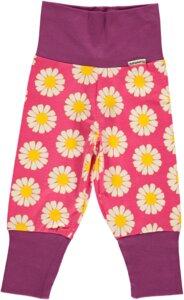 Babyhose 'Daisy' für Mädchen rosa-lila-gelb - maxomorra