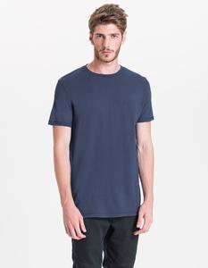 Gregor T-Shirt/ 0072 Eukalyptus & Bio-Baumwolle / Minimal - Re-Bello