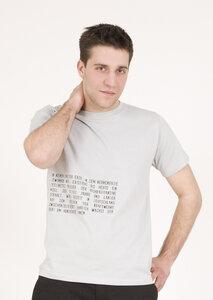 T-Shirt 'Endlager' - Lena Schokolade