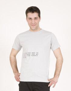 T-Shirt 'Unterernährung' - Lena Schokolade