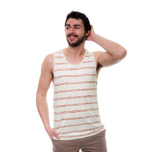 Seaside Streifen Tanktop - bleed