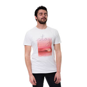 Stay Foto T-Shirt - bleed