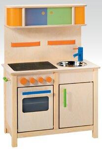 Kinderküche Cucina  wunderschön und qualitativ hochwertig super für Kinder - Fairwerk Werkstätten