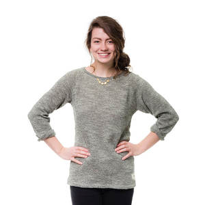 Diamond Pullover Damen - bleed