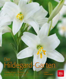 Der Hildegard Garten  -  Heilkräftige Pflanzen und bewährte Hausmittel - Tornieporth, Gerda