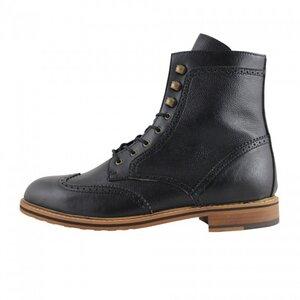 Brogue Boots black - Fair
