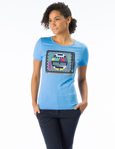 Denise T-Shirt/ 0087 Bambus & Bio-Baumwolle/ TEL - Re-Bello