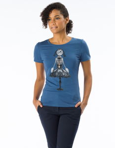Denise T-Shirt/ 0089 Bambus & Bio-Baumwolle/ BAM - Re-Bello