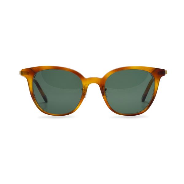 Dick Moby Sustainable Eyewear Sonnenbrille London brown havana WTT6W92dvt