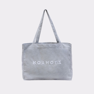 LOGO / Shopper (fair & organic) - Rotholz