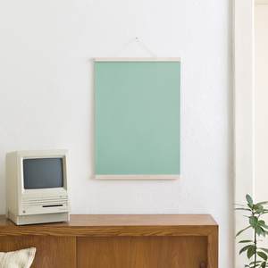 Magnetische Posterleiste / Bilderleiste Ahorn A2 - Kleinwaren / von Laufenberg