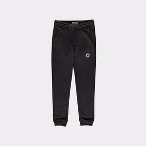MARKED / Black Trousers Women (fair & organic) - Rotholz