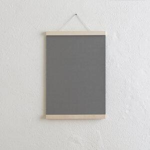 Magnetische Posterleiste / Bilderleiste Ahorn A3 - Kleinwaren / von Laufenberg