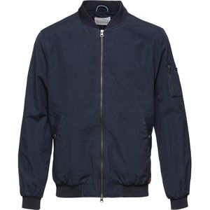 Used Look Bomber Jacket - Total Eclipse - KnowledgeCotton Apparel