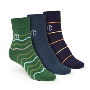 Socken 3er-Pack - THOKKTHOKK