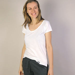 Basic Shirt White - Gary Mash