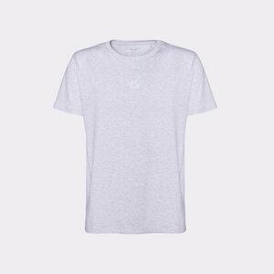 FELICITOUS / Organic T-Shirt (Ash Grey) - Rotholz