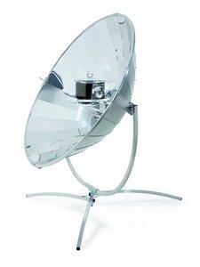 Solarkocher Campinggrill 38 cm Durchmesser (Leistung 80 Watt) - RELAXFAIR