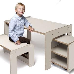 meLINO Kinderschreibtisch - albo-products