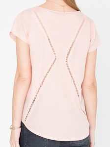 Bluse Canan Old Pink - Miss Green