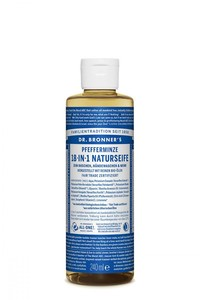 Magic Soap Flüssigseife Pfefferminze 240ml - Dr. Bronner's