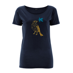Sweet Bird/ gold - Smooth - T-Shirt - GreenBomb