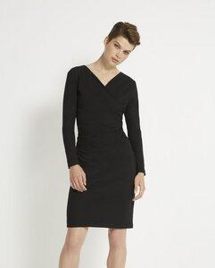 Gillian Dress - Black - People Tree