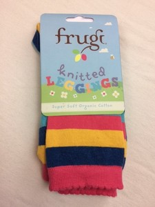 Knitted Leggings - Frugi