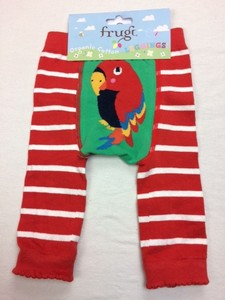 Little Knitted Leggings Parrot - Frugi