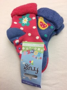 Grippy Socks 2er Pack Henny - Frugi