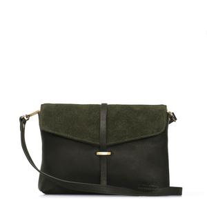 Ella Midi Forest Green - O MY BAG