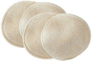 Disana Stilleinlagen 2x2 (4 Stück) Wolle/Seide 11cm - Disana