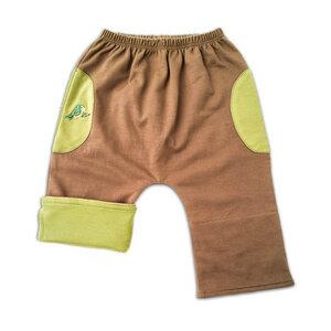 Funktionale Baby-Jogginghose (Hose u. Short) aus Pima Cotton - Mama Ocllo