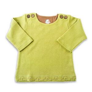 Pima Baby Pullover  - Mama Ocllo