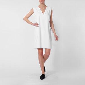 Kleid BILATURAL weiß - JAN N JUNE