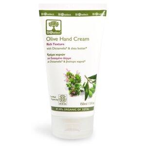 Olivenöl Handcreme - Reichhaltige Textur 150ml - BIOselect