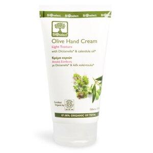 Olivenöl Handcreme - Leichte Textur 150ml - BIOselect